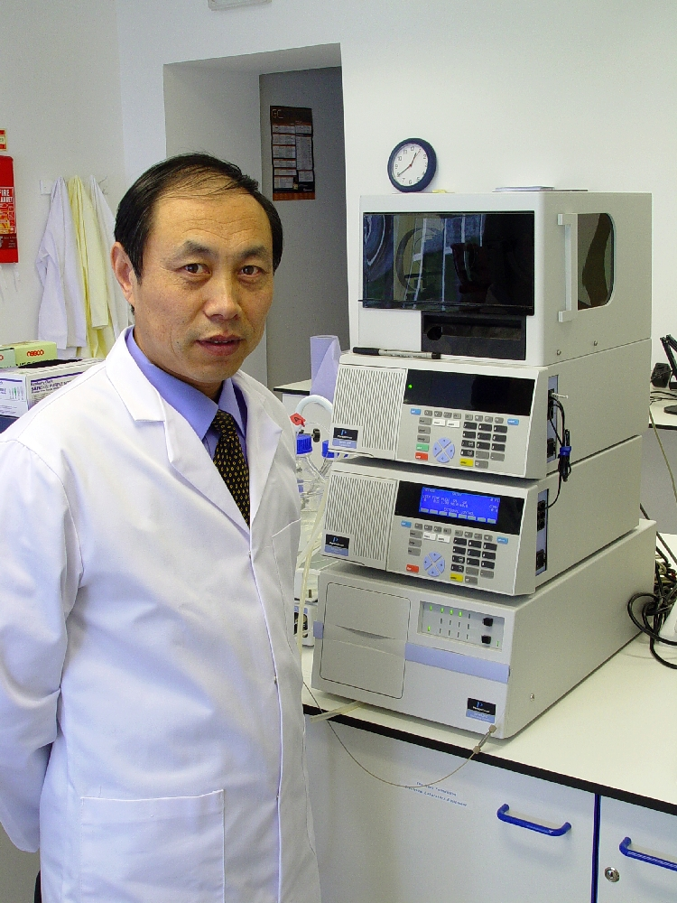 Photo of Jun Wei